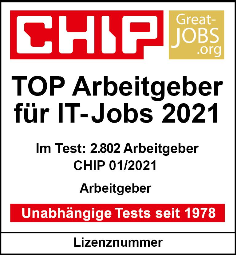 Top-IT-Arbeitgeber