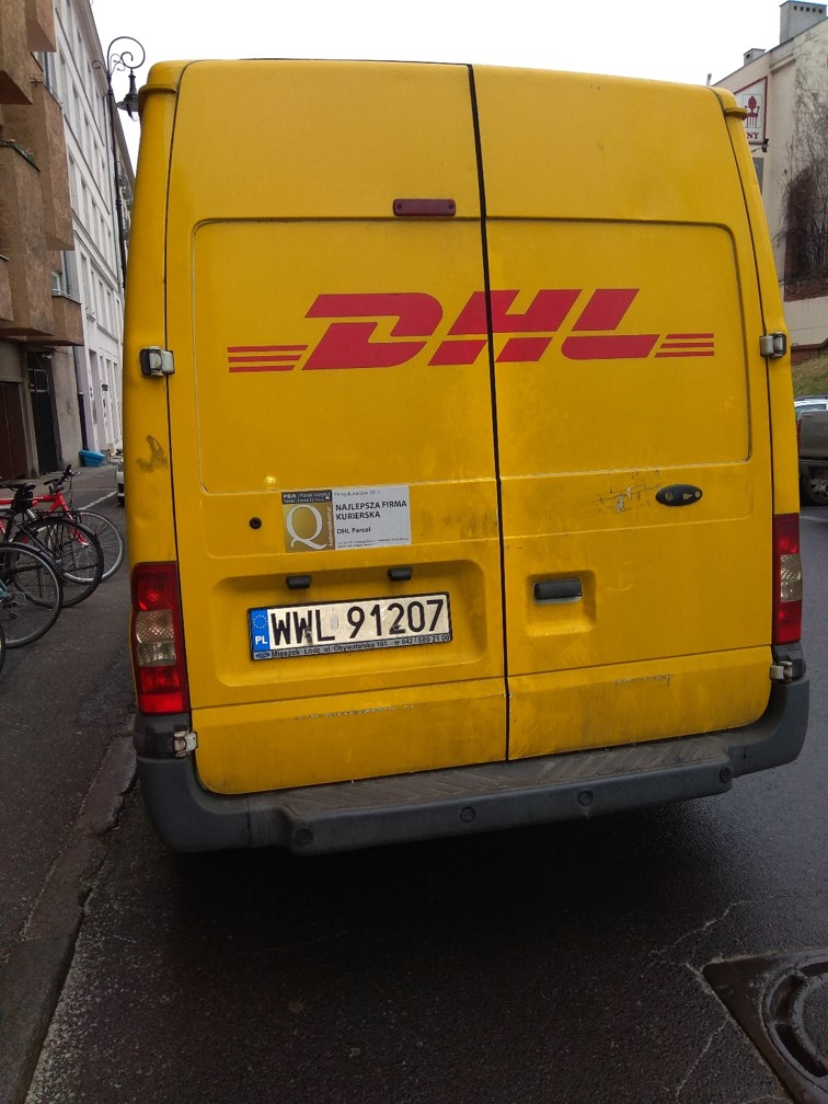DHL Testsieger
